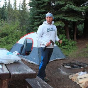 Camping W USA