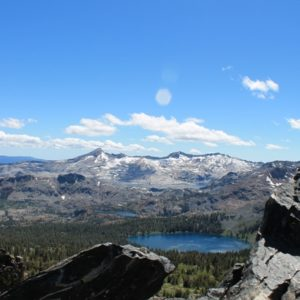 Mt Tallac - Lake Tahoe