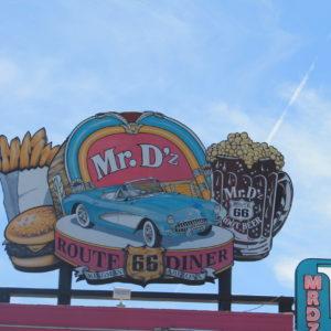 Droga 66 W Arizonie