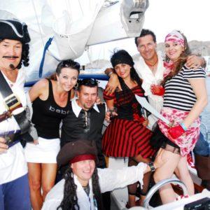 Piracki Festival Na Wyspie Catalina