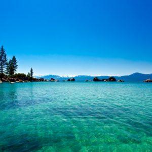 Wakacje Nad Jeziorem Tahoe