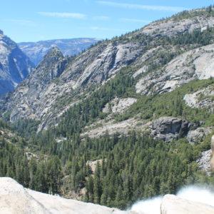 Trekking W Parku Narodowym Yosemite