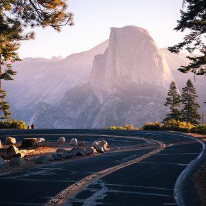 Zwiedzamy Yosemite