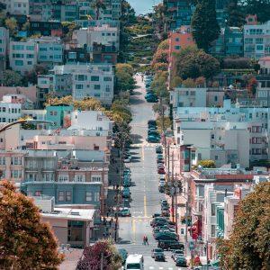 Zwiedzanie San Francisco